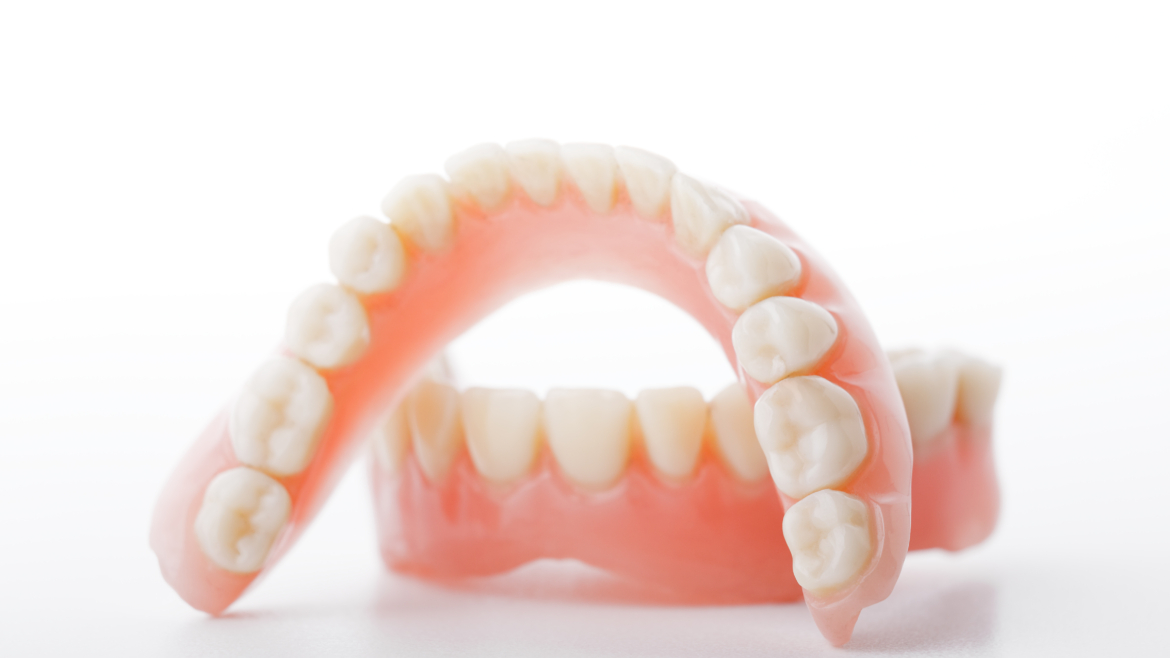 What Are Temporary or Immediate Dentures?