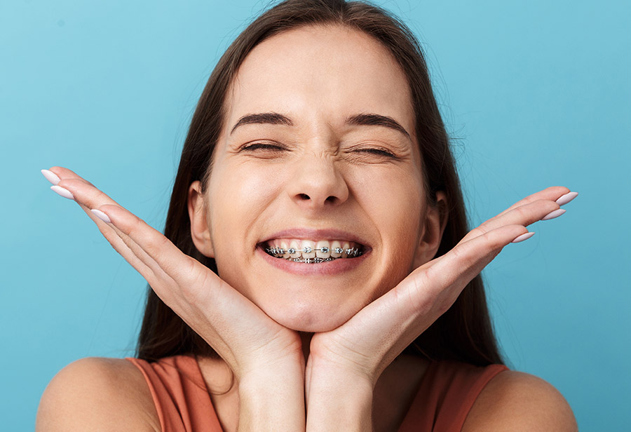 Types of dental braces for adults and Children