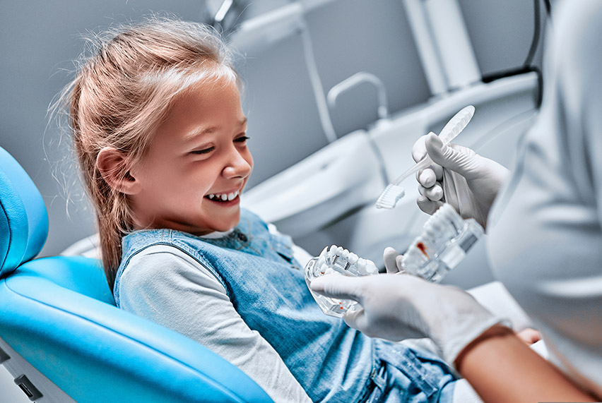 What is pulp therapy in children