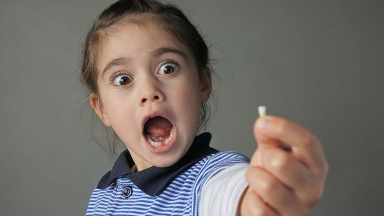 What You Should do When Your Child Has Loose Baby Teeth